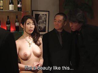 JAV妻子奴隶拍卖Ayumi Shinoda CMNF ENF字幕