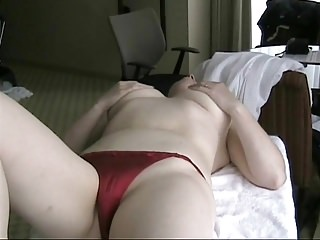 Matures Amateur video: Showing off my married body for you