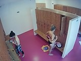 Hidden Cam Change Room Part 21