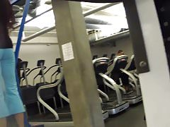 jacking at the gym 1
