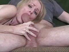 Amateur Mature Milf Blowjob Facial Homemade Sextape