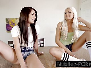 nubiles-porn teen joseline kelly fucks step-dad and bff