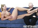 Worship my feet like a good little slave