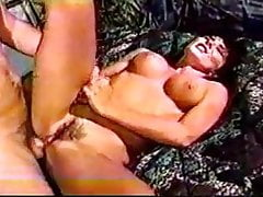 Shannon Rush dans les années 90 s'attaque à Dave Hardman
