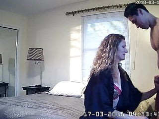 Blowjob Milf Doggy Style video: husband surprises wife with young guy ipcam