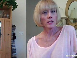Blowjob Milf Mature video: Severe Grandma Horny Sex Action At Home