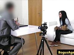 Amateur euro auditionner avec sucer et sexe