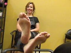 Milf Füße 2