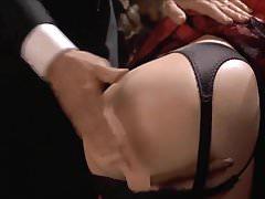 SekushiLover - Scènes de fessée difficiles pour célébrités
