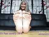 POV Foot Worship JOI 2 TRAILER