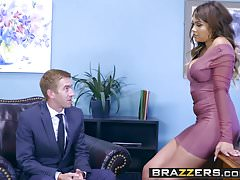 Brazzers - Big Tits at Work - Cassidy Banks i Danny D - Y