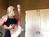 Britney Spears Sweaty Body