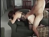 husband films wife