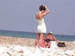 PJ Spion am Strand # 5