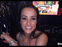 Lisa Ann Interracial Gloryhole