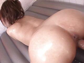 Uncensored JAV raw sex soapland Hitomi Kitagawa Subtitled
