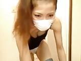 Japanese Babe with Cute Underwear