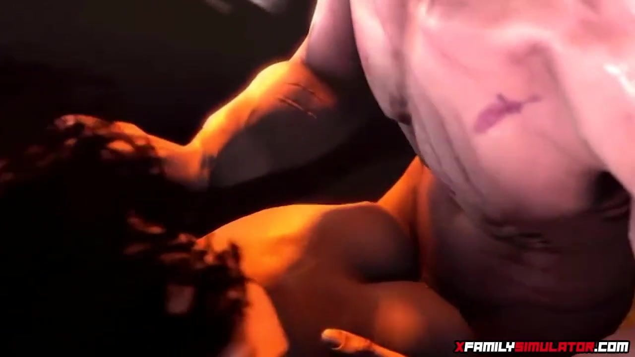 The Witcher fucking his hawt breasty girlfriend..