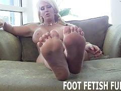 Moje stopy powinny być czczone