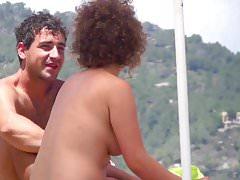 Ibiza unglaubliche 04 HD Brunnette Perky Spanisch Teen nackt