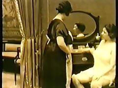 Pokojówka dla kobiety