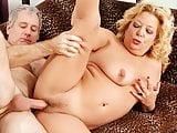 Granny Karen Summers Fucks a Thick Dick
