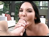 Blowjob and Tit Fuck from Hot MILF