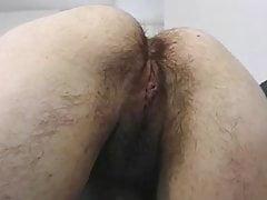 Hirsute Hairy Pussy Love Machine