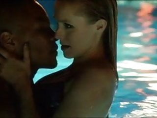 kristen bell moaning riding on top swimsuit sexy scenes house of lies