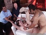 Pudgy Chubby Swinger MILF Sex