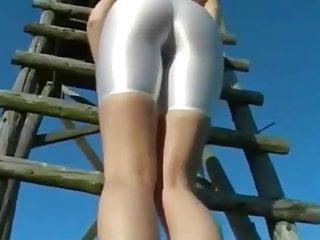 climbing in white spandex part 2 hd 790 pt justporn tv