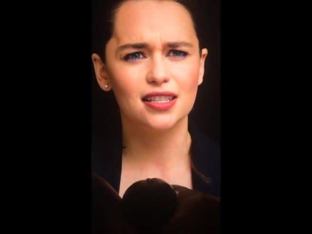 Cum emilia clarke Emilia Clarke