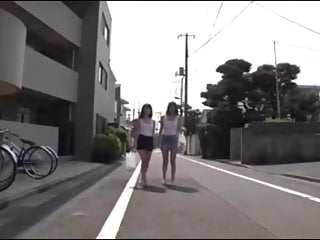Nice Japanese Nipple Slip Video