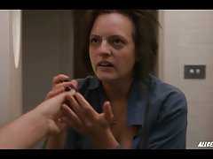 Elizabeth Moss inTop Of The Lakes - S02E06