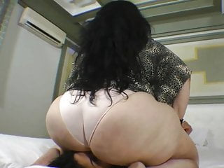 Face Sitting Femdom Big Tits video: Buried and Humiliated Under SSBBW Joyce s Butt