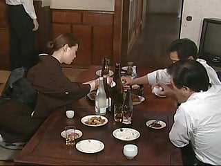 Oldyoung Japanese Cuckold video: Japanese wife3