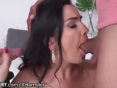 21Sextury Hungarian Loren Double Penetrated!