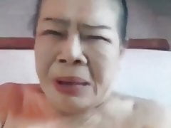 Thai Grannie Has Not Got Smash For A Lengthy Time