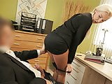 LOAN4K. Hot realtor reaches goals thanks to pussy in loan...