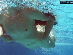 Kittina Clairette Super-hot Hungarian Nubile Underwater