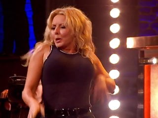 Big Tits Big Ass Milf video: Carol Vorderman Dancing, Twerking and Vibrating