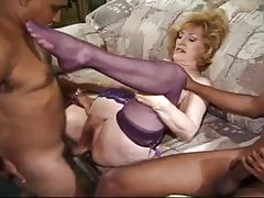 Kitty Foxx Threesome