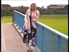 passeggiata dell'autostrada