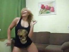 Brazylijski taniec mamuśki 2