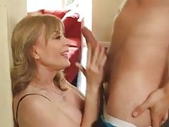 Nina Hartley's hot date