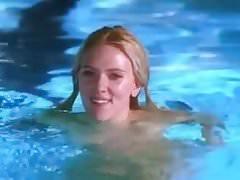 Scarlett Johansson Moulinet 'Acting'