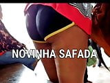 #Bundas NOVINHA SAFADA