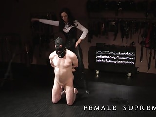 Bdsm Femdom video: Fair Game