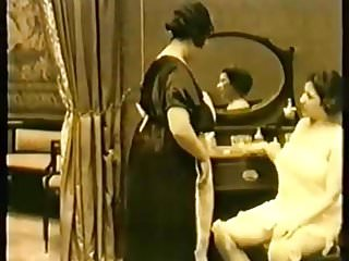 Vintage Womanizer video: Maid for woman