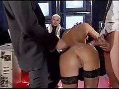 Deborah Wells (raro anale 3some) - Nirvanal